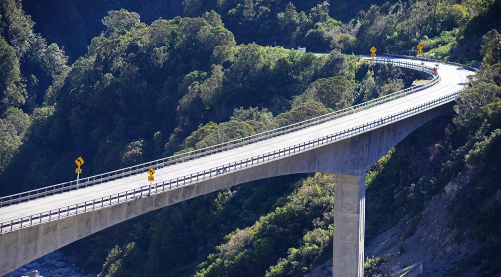 No.8  Otira Viaduct