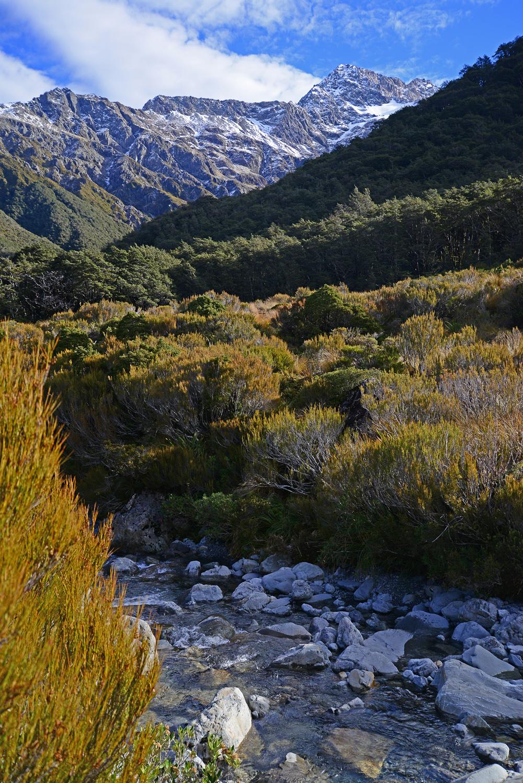 No.71  Mountain Landscape
