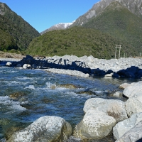 No. 6 Otira River