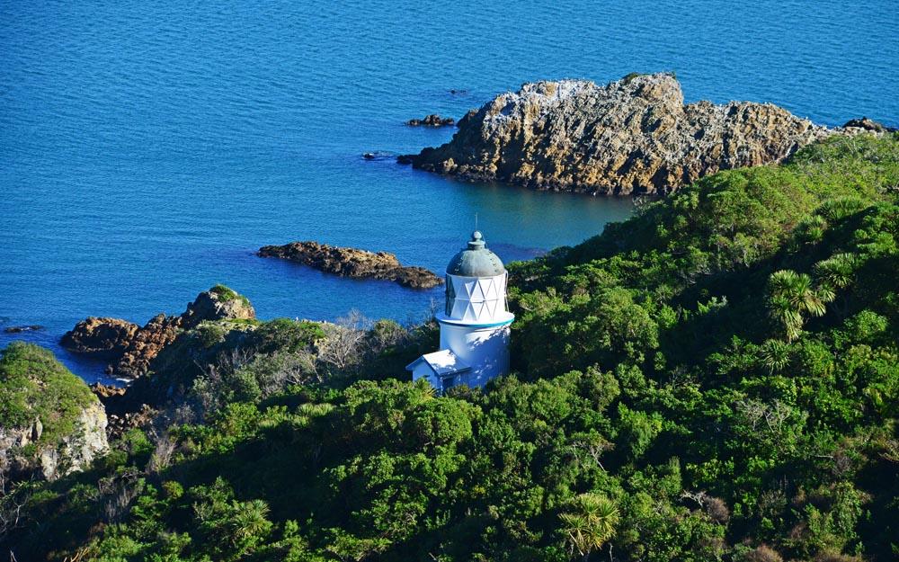 N0. 28 Matiu Island Lighthouse