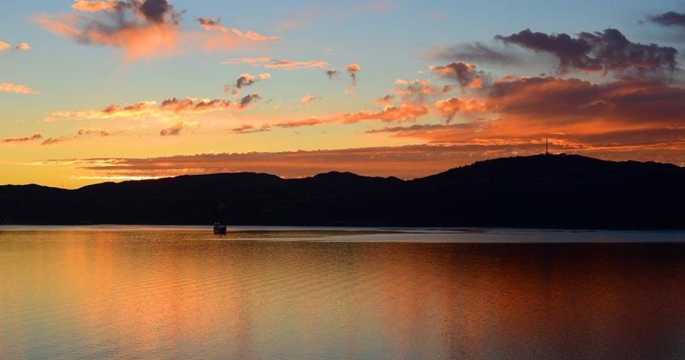 N0.2  Matiu - Somes, early sunrise