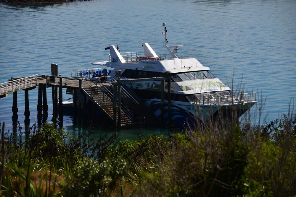 The Island Ferry